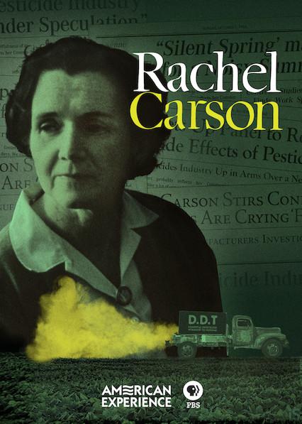 美國經驗:瑞秋·卡森